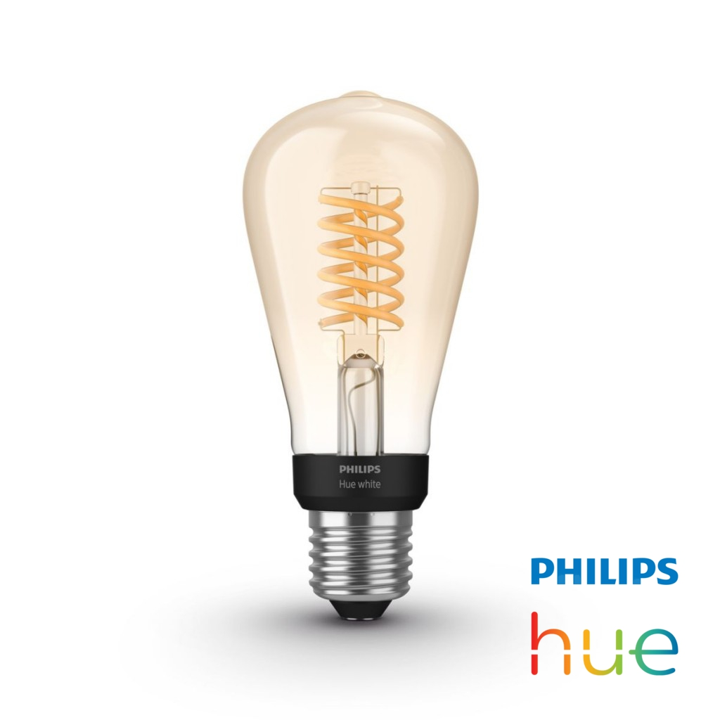 Hue Bluetooth LED White žárovka Filament ST64 E27